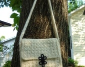 Vintage Knitted Purse