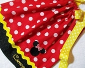 Girls Disney outfit Minnie Mouse Pillowcase Dress Girls birthday dress Minnie Mouse dress