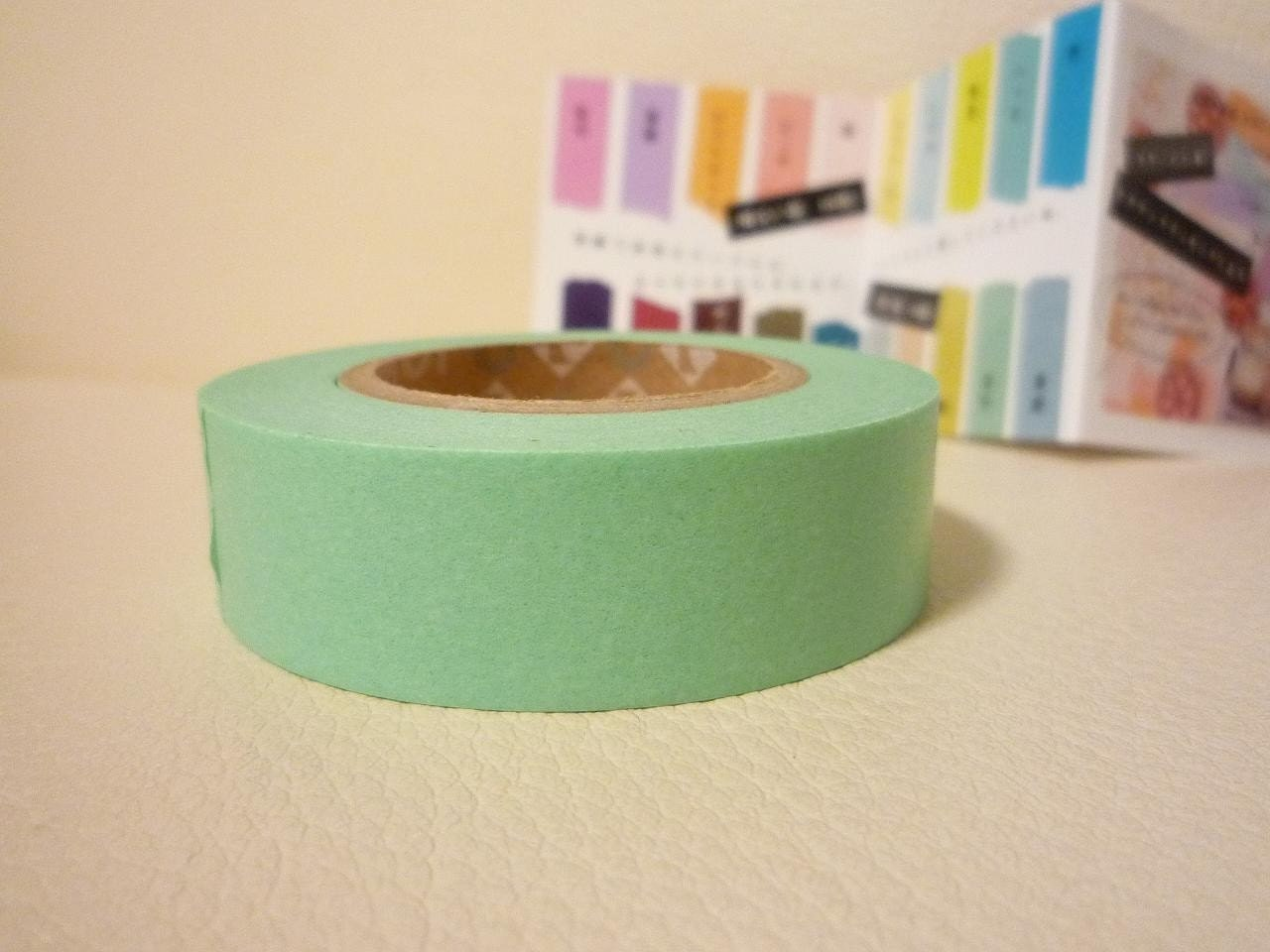 Masking tape for scrapbooking decorating making books for Decoration masking tape