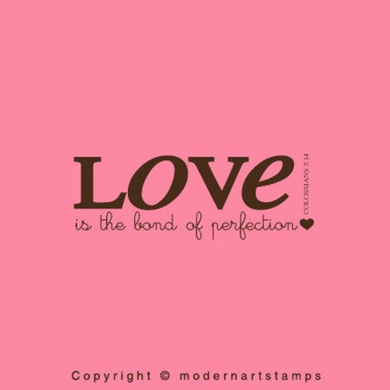 Bible Quotes About Love: Love Stamp Wedding Stamp Love Is Bible Verses About Love