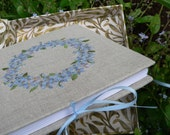 Forget-me-not Diary in a Box