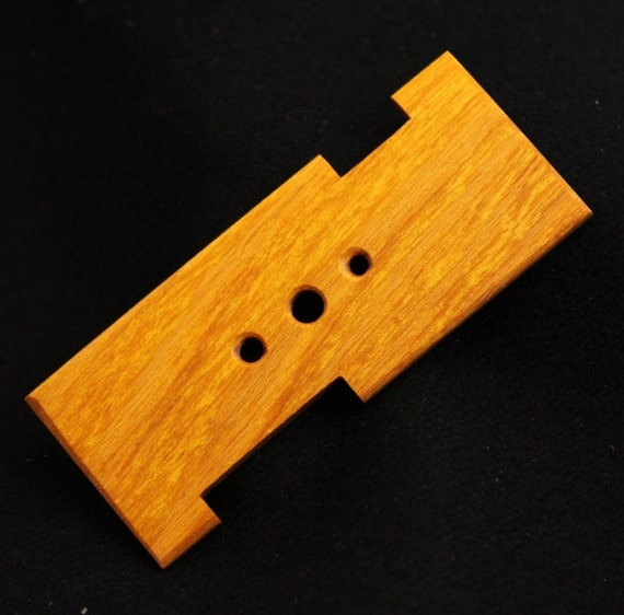 WPI Gauge / Diz Multi Tool - Osage Orange