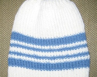 New Warm and Soft Hand Knit Cap