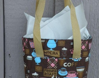 Love My Latte/Coffee Tote