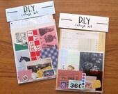 DIY collage kit
