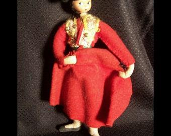Little Matador Doll