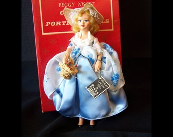 Peggy Nisbet English Flower Girl Collector Costume Doll