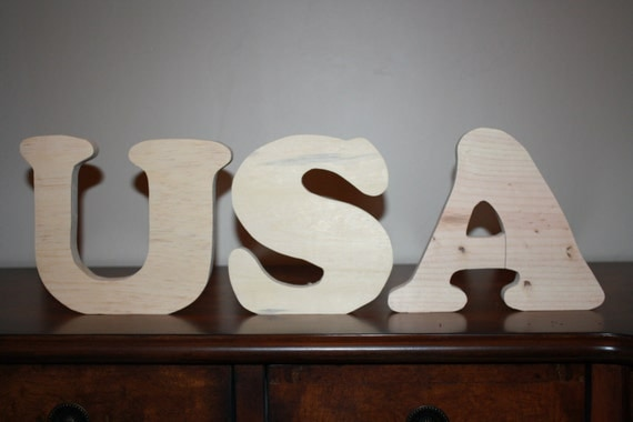 UNFINISHED USA 1