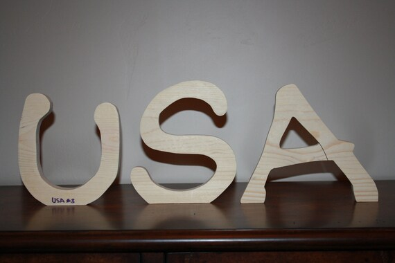 UNFINISHED USA 3