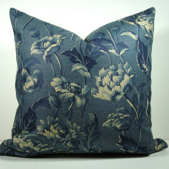 Ralph Lauren Decorative Couch Pillows : Ralph Lauren Decorative Pillow Cover / 20x20 / by WildFernStudio