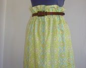 Upturned Blossom Skirt