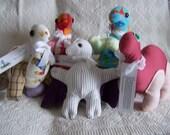 CC's Dino Babies - Custom order for Karleeart