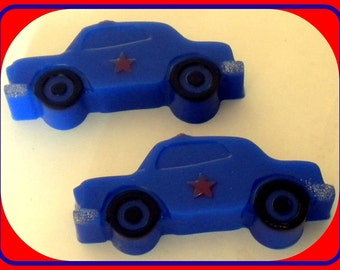 Soap - Police Car - Cop - You Choose Scent - Party Favors - Gift for Men, Dad, Boys
