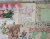 pretty in pInk paper-craft pack