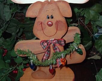 Dancing Rudolph the Reindeer