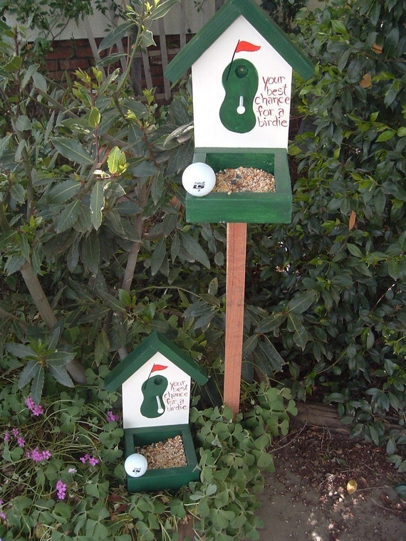 Your best chance for a birdie bird feeder