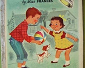 Ding Dong School BOOK 1950s My Big Brother Miss Frances Antique