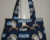 San Diego Charger Purse