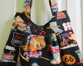 Route 66 Purse - Free Shipping