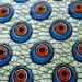 Makoti Wax Cotton Fabric