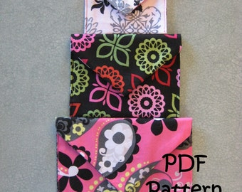 PATTERN for Mini Snap Bag PDF - New low price!
