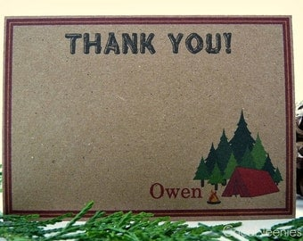 CAMP Thank you notes, set of 10