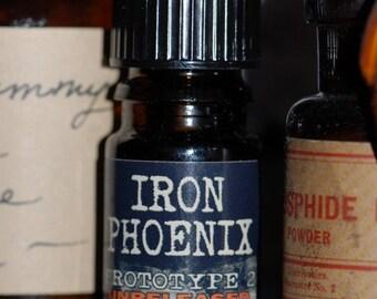 Iron Phoenix v2 - 5ml - Black Phoenix Alchemy Lab Prototype
