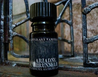 Ariadne Brunnell Perfume Oil - 5ml - Black Phoenix Alchemy Lab Vintage