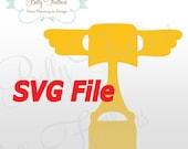 Disney Cars Piston Cup SVG File