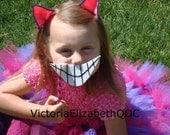 Cheshire Cat Smile Wand