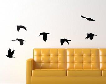 Birds - Vinyl Wall Decals
