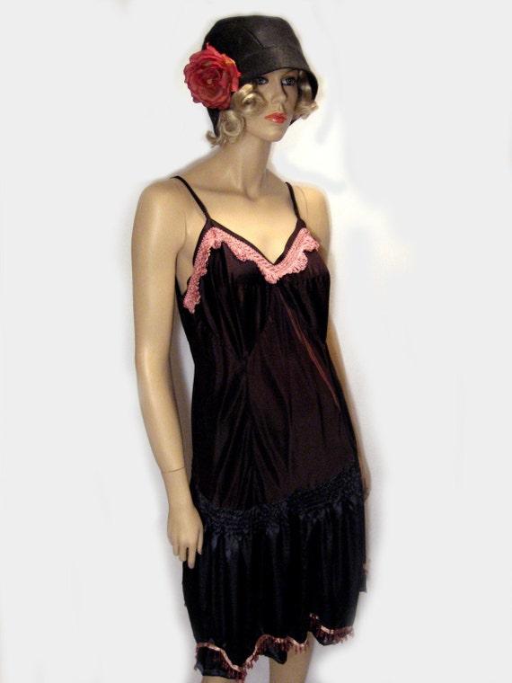 FLAPPER 1920s COSTUME HALLOWEEN DIY CLOCHE HAT