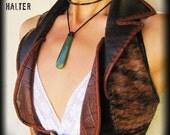 Tri Collar Fur Holster Halter