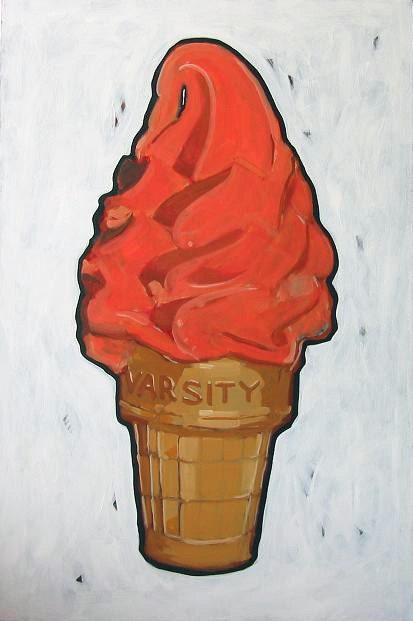 Ice Cream Skateboards Ice Cream Cone Original