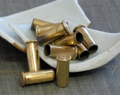 22 caliber bullet casings- qty 10