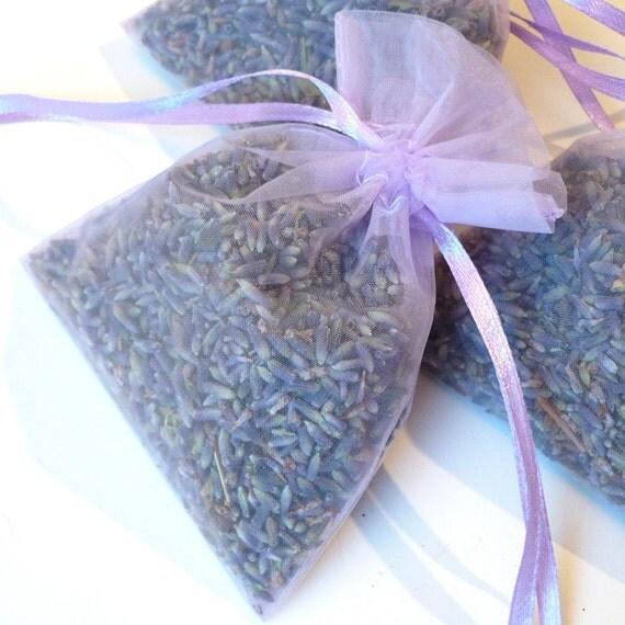 Lavender Sachets for your Stash