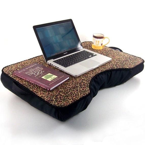 Jumbo Leopard Lap Desk