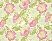 Amy Butler- Fresh Poppies- Fuschia