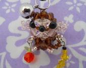 Crystal Monkey Charm (Monchan)