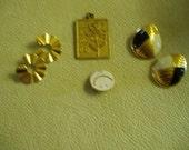 Vintage Jewelry/ 5 Pieces