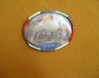Vintage Candies........belt buckle