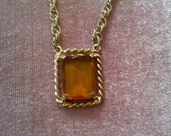 Fabulous Topaz...necklace