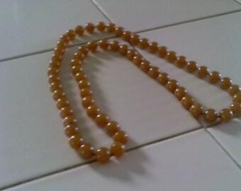 ButterScotch...........necklace