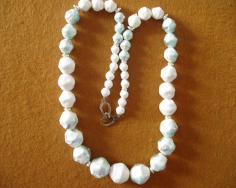 Vintage 58 Bead Necklace