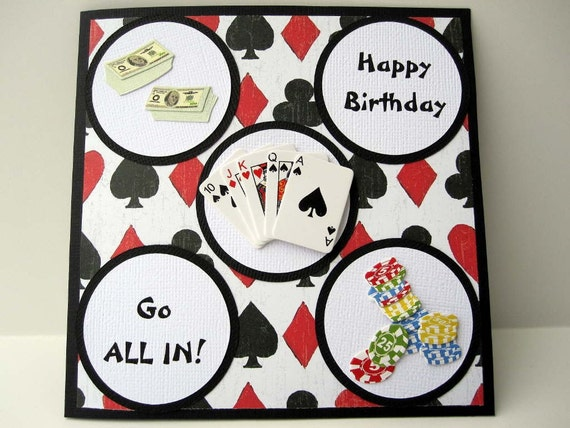 haPPy BirTHdAyMatthew – Poker Birthday Cards