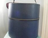 Groovy Vintage Hat Box