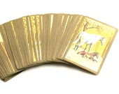 A Horse, Is A Horse . . . of course, of course - Vintage Deck of Cards