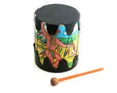 The Beat of a Different Drummer . . . Vintage Toy Tom Tom Drum