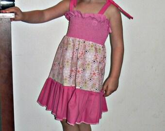 Smock Pink and Tinker Sun Dress