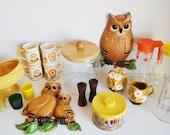 vintage / / KITCHEN / / retro housewares collection
